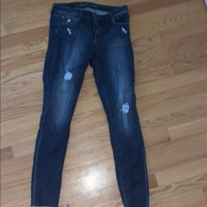 Articles of society blue jeans